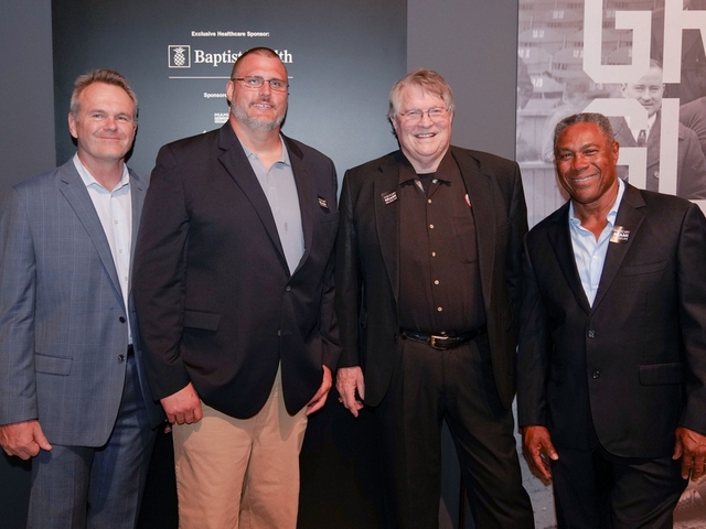 HistoryMiami hosts preview party for Pro Football Hall of Fame exhibit