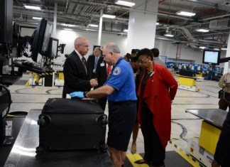 MIA unveils new automated baggage handling system