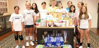 PTS raises more than $8,500, collects supplies for Bahamas