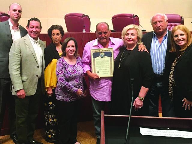 """""""Steven G. Day"""" proclaimed in City of Aventura"""