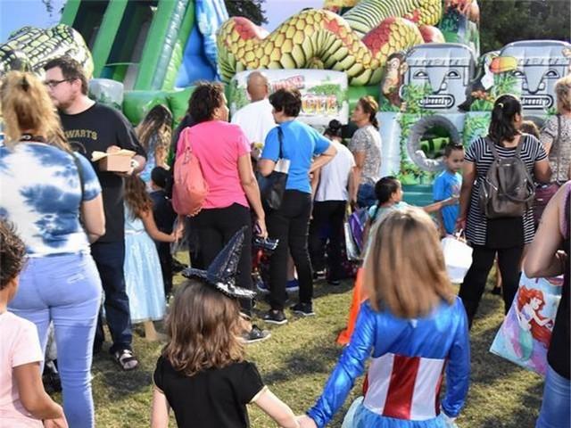 Town's annual 'Halloween Spooktacular' scheduled Oct. 25 at Cutler Ridge Park