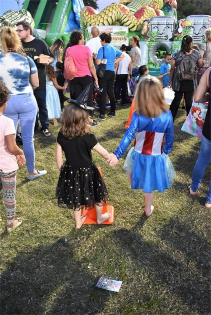 Town's annual 'Halloween Spooktacular' scheduled Oct. 25 at Cutler Ridge Park