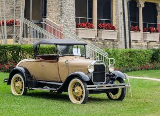 The Deering Estate to host vintage automobile show