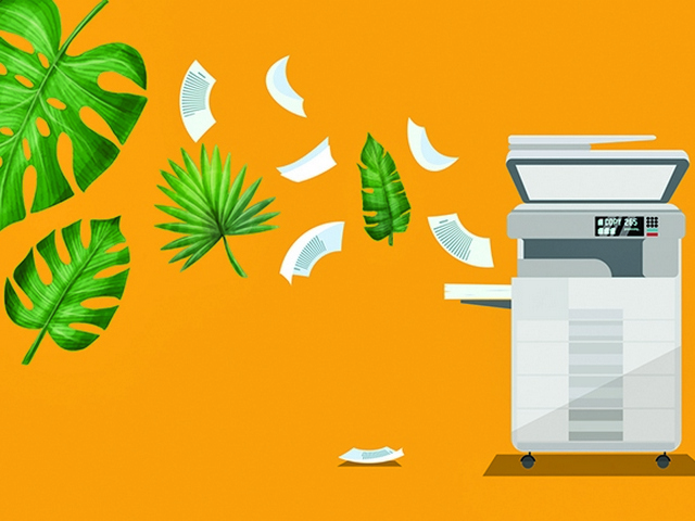 Can Printing Really be Sustainable? (Pssst...Yes)