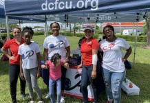 Dade County Federal Credit Union hosts backpack drive to benefit Aria's Planet
