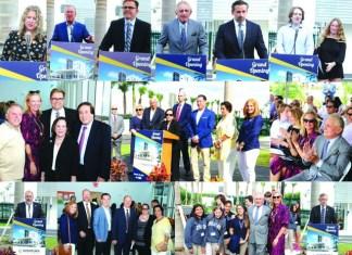 Don Soffer Aventura High School holds opening celebration