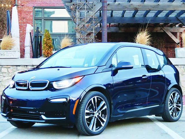 With updates, BMW keeps i3 a top choice for EV shoppers