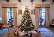 Historic holiday décor to be displayed at Deering Estate
