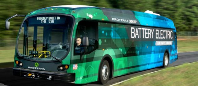 Miami-Dade County to acquire its first electric-powered buses