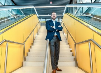 MDC's business series to presents Brightline's Patrick Goddard, Dec. 3