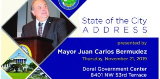 Doral's 2019 State of the City Address