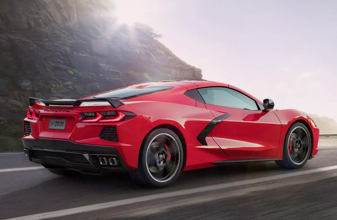 Miami Auto Show 2020.2020 Chevy Corvette Wins Top Honors From Sama At 49th Annual