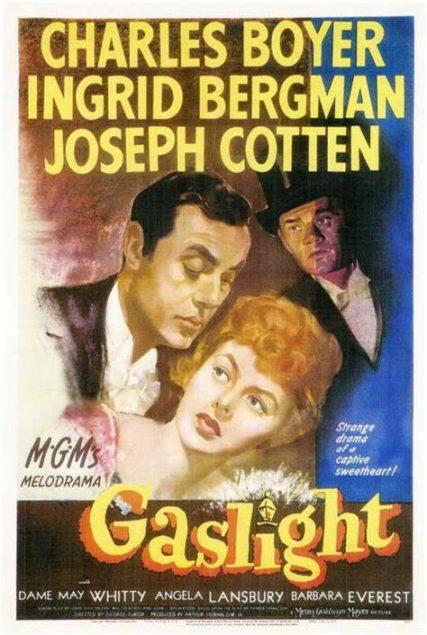 Barnacle's Starlight Movie presentation of 1944 thriller Gaslight set for Dec. 1