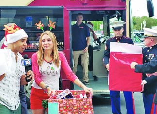 Rotary outreach and toy drives benefit many