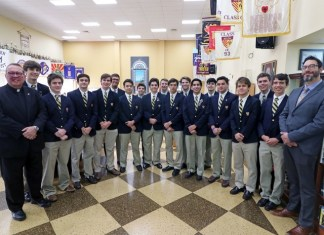 20 Belen Jesuit seniors announced as National Hispanic Recognition Scholars