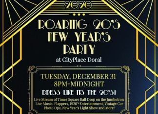 CityPlace Doral warms up holidays with month of festivities