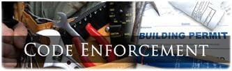 Code enforcement corner