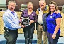 Vice Mayor Mariaca recognized by Business Forum Group, Rotary Club of Doral