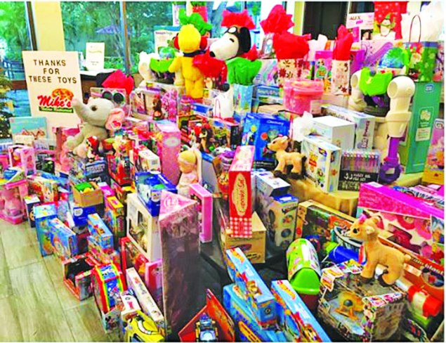 The 4th annual KFHA holiday program proves successful
