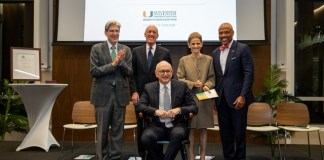 Sylvester, Comprehensive, Cancer, Center, director ,honored,endowed ,chair