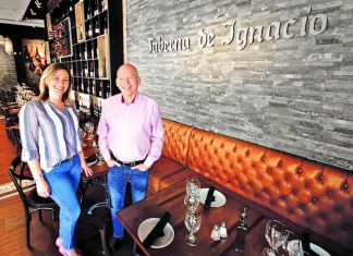 A new venue and new day for La Taberna de Ignacio, purveyors of traditional cuisine of Andalucía