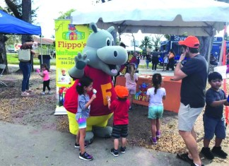 Aventura Waterways K-8 PTSA holds 2020 Family FunFest