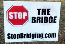 Bridges issue attracts full house to council meeting