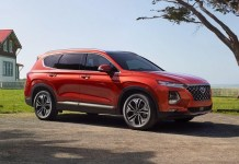 Hyundai Santa Fe has more features than any car for the price
