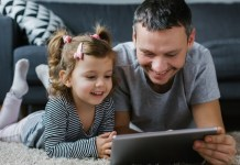 Educational apps can benefit young children, study finds