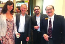 Networking reception sparkles at John Hardy in Aventura Mall