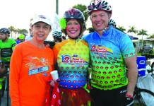 ANF Group Tour de Broward to Benefit Children and Families at Joe DiMaggio Children's Hospital
