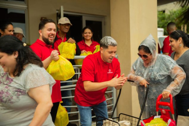 Sedano's joins CAMACOL for Holiday Basket Drive