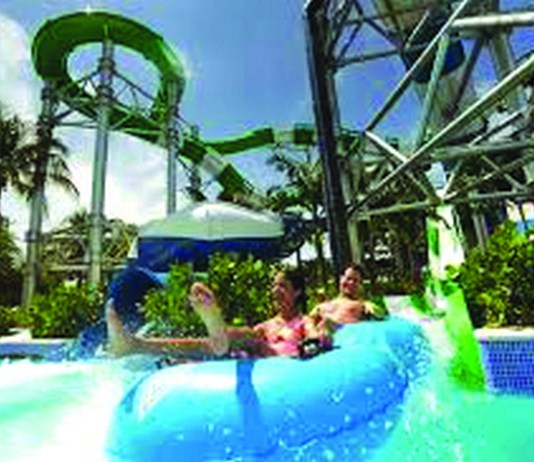 Tidal Cove Waterpark is a winner for Best New Attractions
