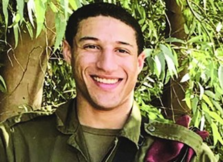 Sergeant Daniel Gerstein Shares Remarkable Life & Journey at Temple Emanu-El