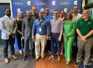 Gulliver Prep Campus hosts speakers for 'Career In Sports Night' program