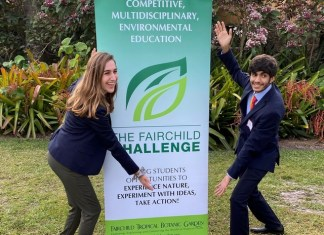 Coral Reef High takes first in Fairchild Challenge debates