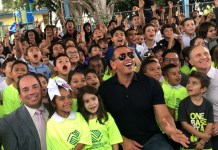 """FOX Sports' new """"Gamechanger Fund"""" empowers youth at Boys & Girls Club"""