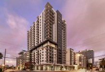 Moss Construction announces completes of Maizon at Brickell