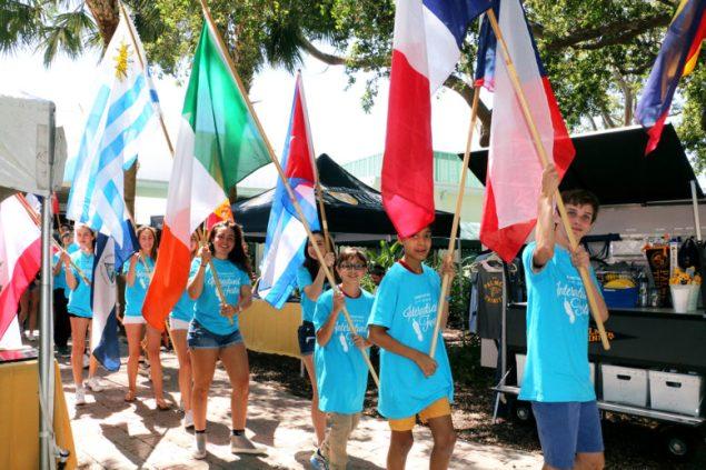 Palmer Trinity School to host annual International Festival