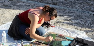 Plein Air: Painting, poetry flourish at Deering Estate