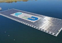 Floating solar array lands near Miami International Airport