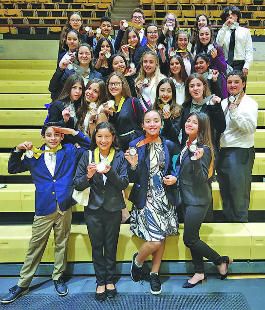 Doral Charter School wins big at Future Business Leaders of America