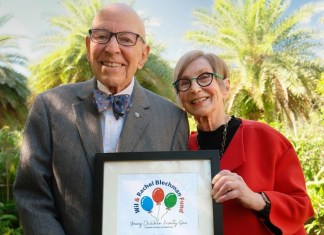 Florida Kiwanis Foundation launches the Wil and Rachel Blechman Fund
