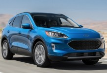 2020 Ford Escape handling makes it 'love at first drive'