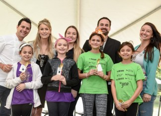 Girls Scouts compete for 'Golden Spoon'