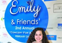 """Emily Taylor Kaufman, 15, holds 3rd annual """"Concert for a Cure"""""""