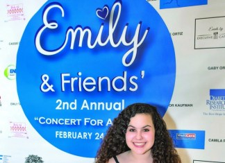 "Emily Taylor Kaufman, 15, holds 3rd annual ""Concert for a Cure"""