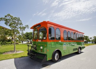 Homestead National Parks Trolley service suspended