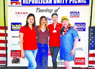 Hundreds gather at first-ever Republican Unity Picnic