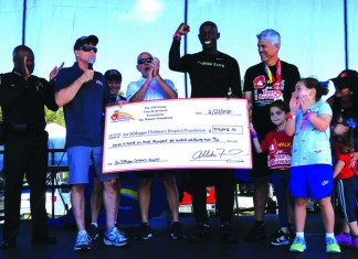 Tour de broward raises more than $700,000 to help kids and families at Joe Dimaggio children's Hospital